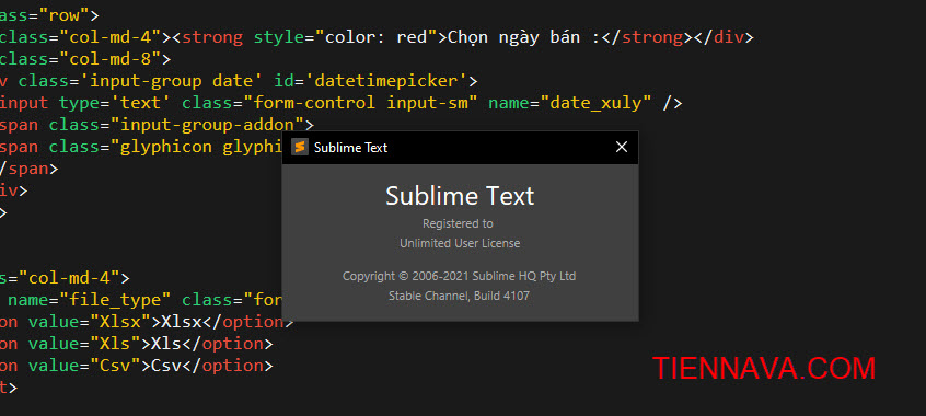 sublime text 4 full